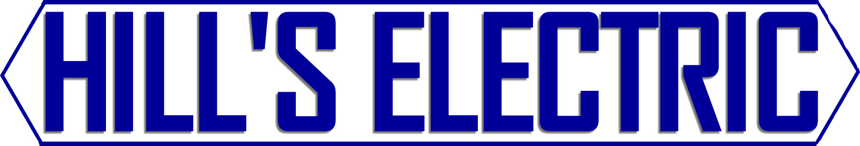 Hill's textonly logo
